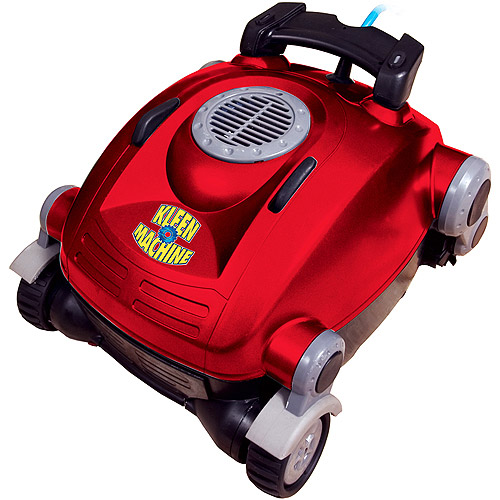 Kleen Machine Robotic Pool Cleaner for In-Ground Pools