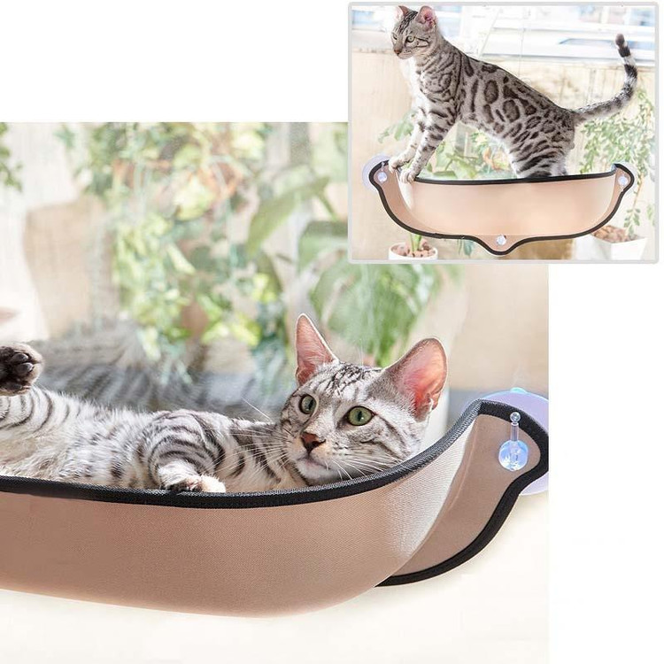 cat window perch cat hammock bed for windowcat window perch window seat suction cat window perch cat hammock bed for windowcat window perch      rh   walmart