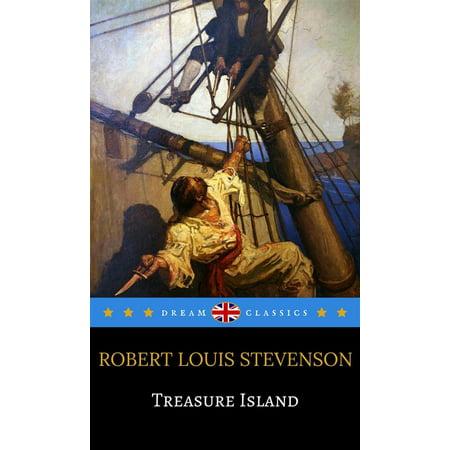 Treasure Island (Dream Classics) - eBook