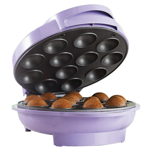 Brentwood Non-Stick 12 Cake Pop Maker in Purple