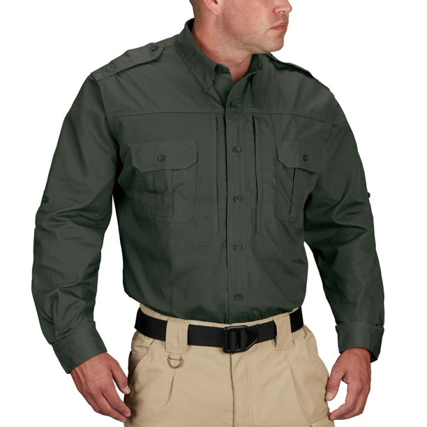 Propper Christmas Party Outfit 2020 Propper   Propper Men's Outdoor Tactical Shirt Long Sleeve