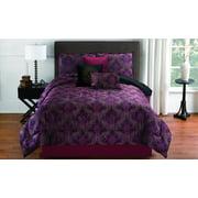 Mainstays 7-Piece Morocco Comforter Set