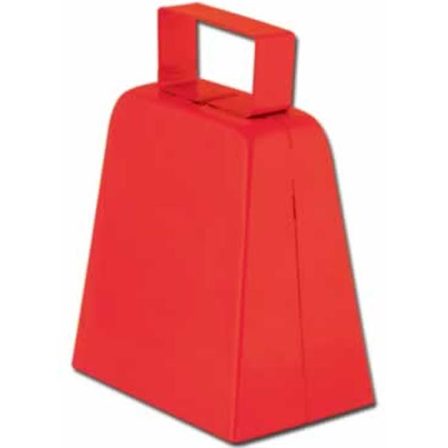 Beistle - Cowbells - 4 Inches Pack of 12