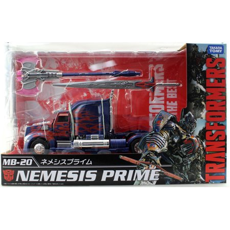 Transformers Masterpiece 12 Inch Action Figure Movie The Best Series - Nemesis Prime