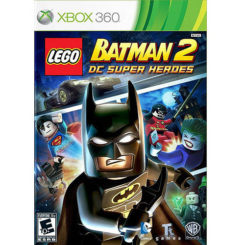 Lego Batman 2 DC Super Heroes (Xbox 360) - Pre-Owned