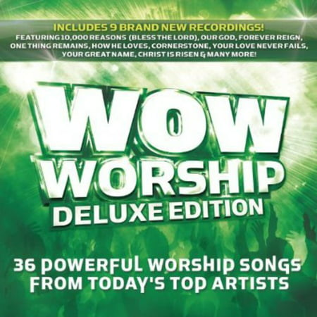 Wow Worship (Lime) / Various (CD) (The Best Addons For Wow)