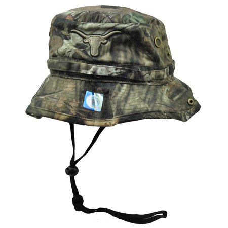 Flex Fit Pinstripe Hat - NCAA Top of the World Texas Longhorns Camouflage Flex Fit One Size Hat Bucket