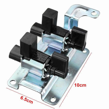 1pcs Solenoid Valve Intake Manifold Runner Control Engine For Ford engine C-MAX MONDEO IV 4M5G-9J559-NB