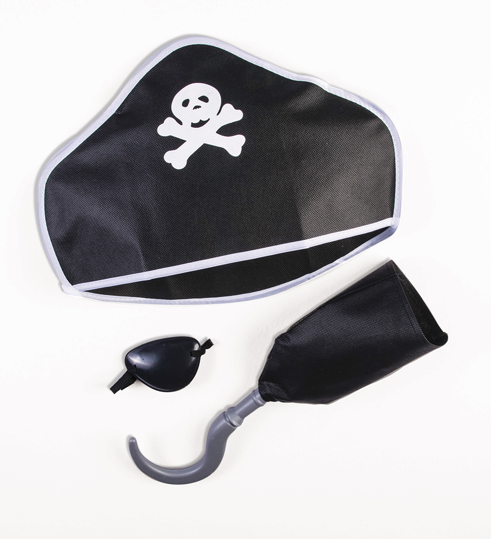 Pirate Playset Costume Kit by Forum Novelties