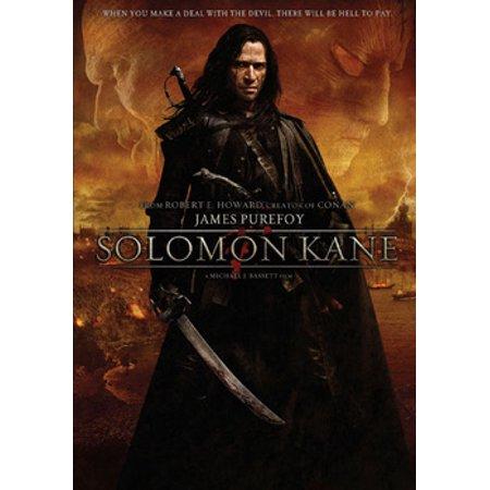 Solomon Kane (DVD) (Big Daddy Kane The Wrath Of Kane)