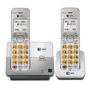 AT&T EL51203 DECT 6.0 Expandable Cordless Phone System - Silver