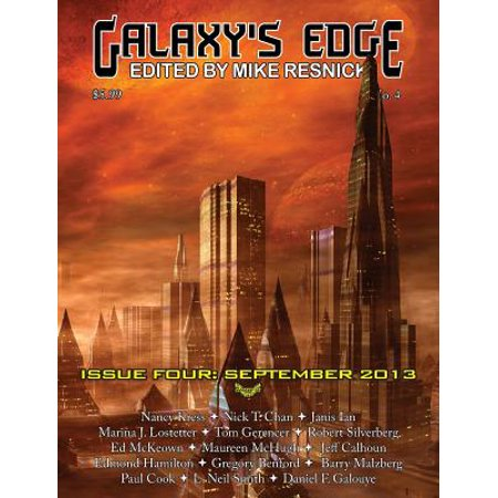 Galaxy's Edge Magazine : Issue 4, September 2013