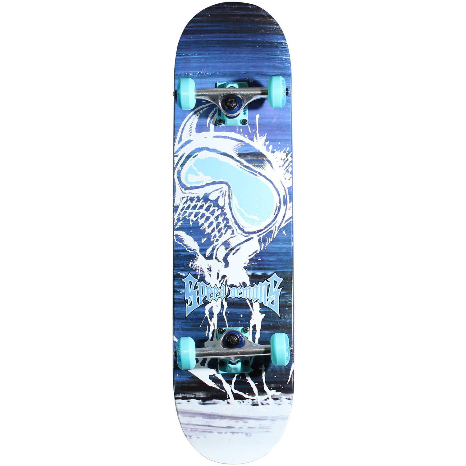 "Speed Demon 29 Series Complete Skateboard, 31"" x 7.75"""