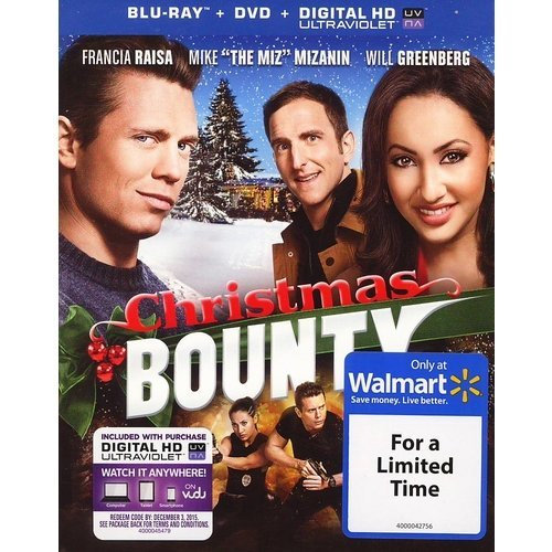 Christmas Bounty (Blu-ray + DVD + Digital HD) (Walmart Exclusive) (With INSTAWATCH) (Widescreen)