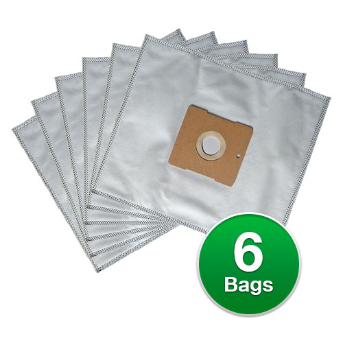 GE//Walmart Canister Vacuum Bags For Model 169072-6pk