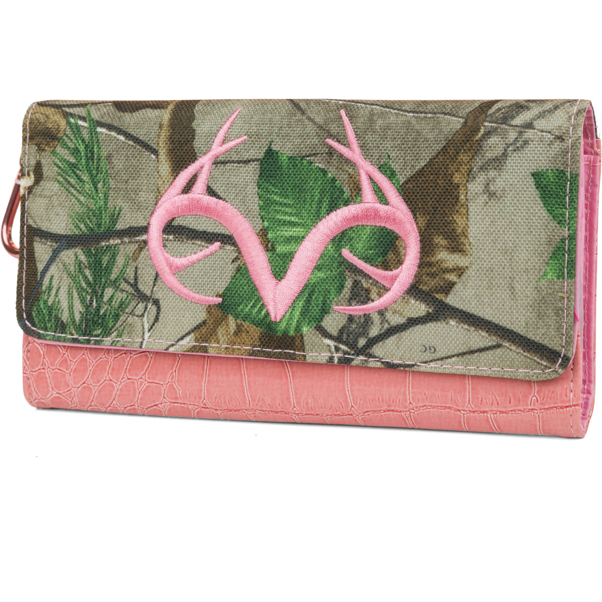 Real Tree Women's Logo Wallet