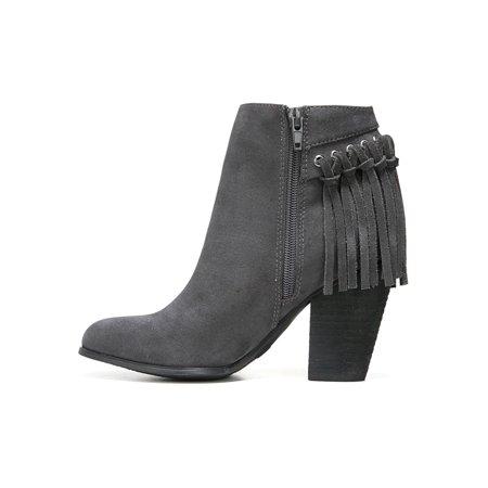 Carlos by Carlos Santana Womens twilight Closed Toe Ankle Fashion Boots