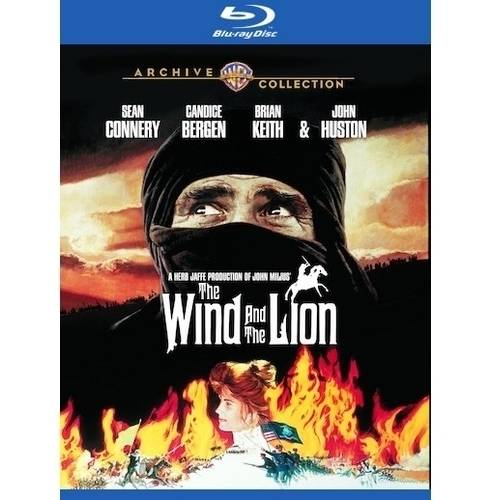 The Wind And The Lion (Widescreen)