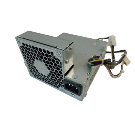 HP Compaq Pro 6000 6005 6200 Elite 8000 8100 8200 240 Watt SFF Computer Power Supply 503375-001 503376-001 508151-001 508152-001 HP-D2402E0 (600 Watt Power Supply White)