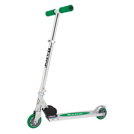 Razor A Kick Green Scooter