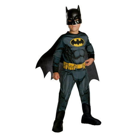 Batman - Children's Costume - Batman Costume For Children