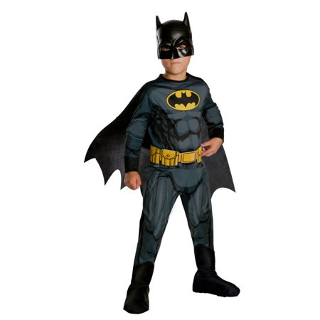 Batman - Children's Costume - Padded Batman Costume
