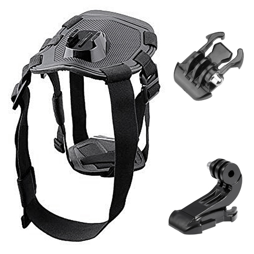 Neewer Adjustable Fetch Dog Harness Mount Chest Strap for Gopro Hero 1 2 3 3+ 4