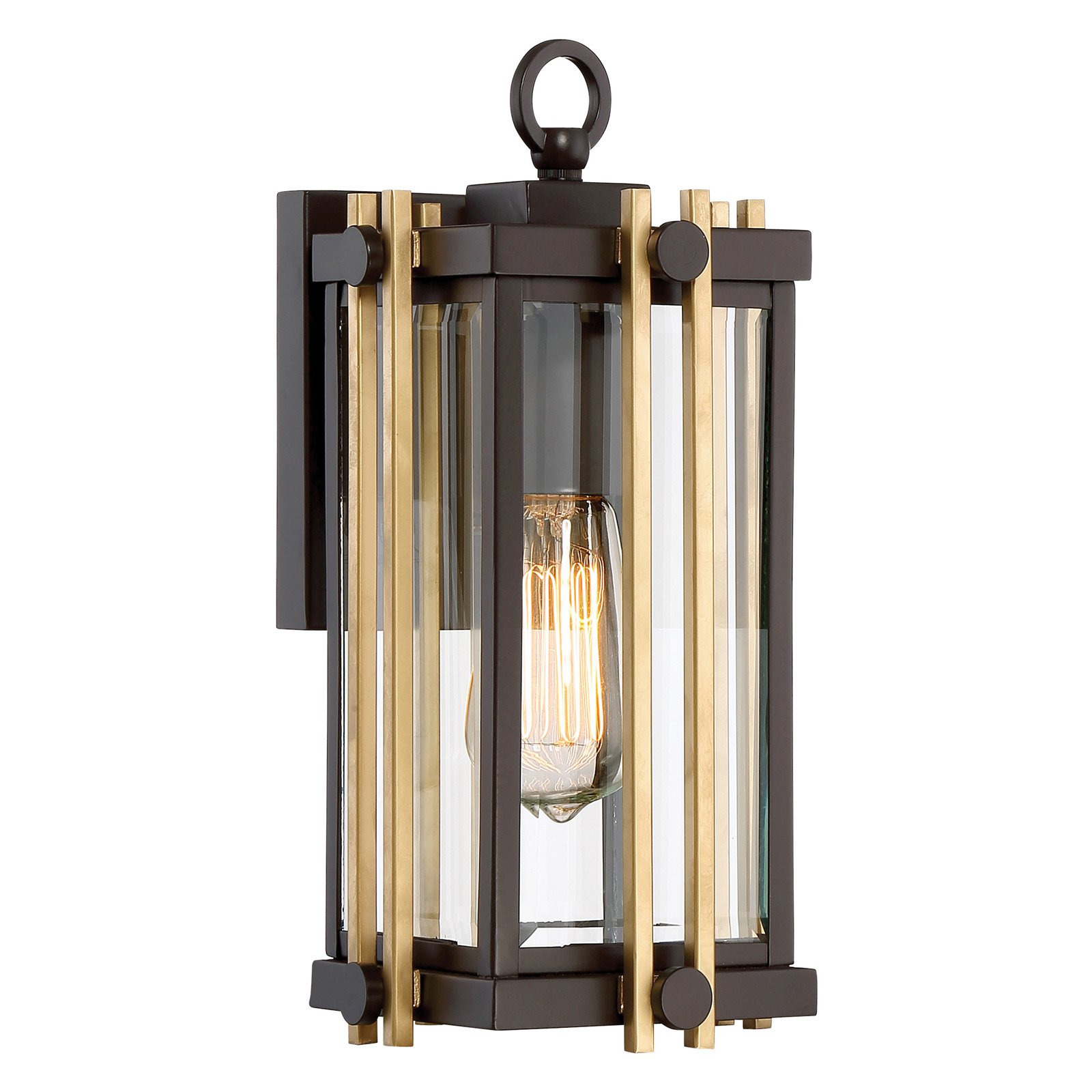 Quoizel Goldenrod GLD84 Outdoor Wall Sconce
