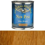 General Finishes Oil Based Gel Stain (Pint, New Pine)