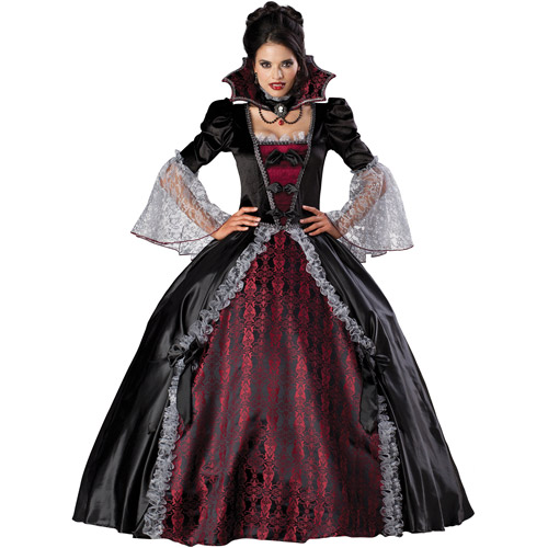 Vampiress of Versailles Adult Halloween Costume
