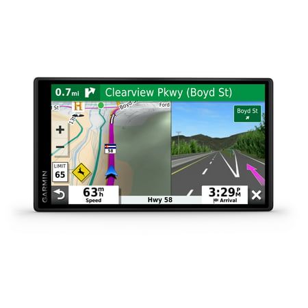 Garmin DriveSmart 55 GPS with Traffic
