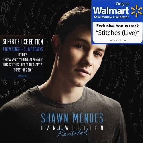 Handwritten Revisited (Walmart Exclusive)