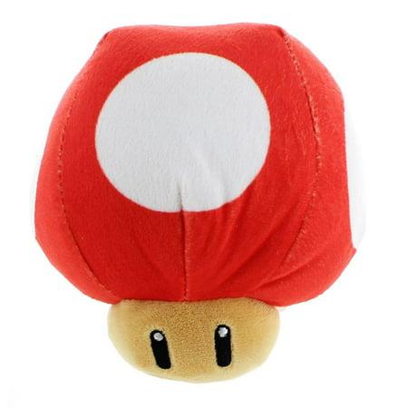 Mushroom Plush - Nintendo Super Mario Icons 6