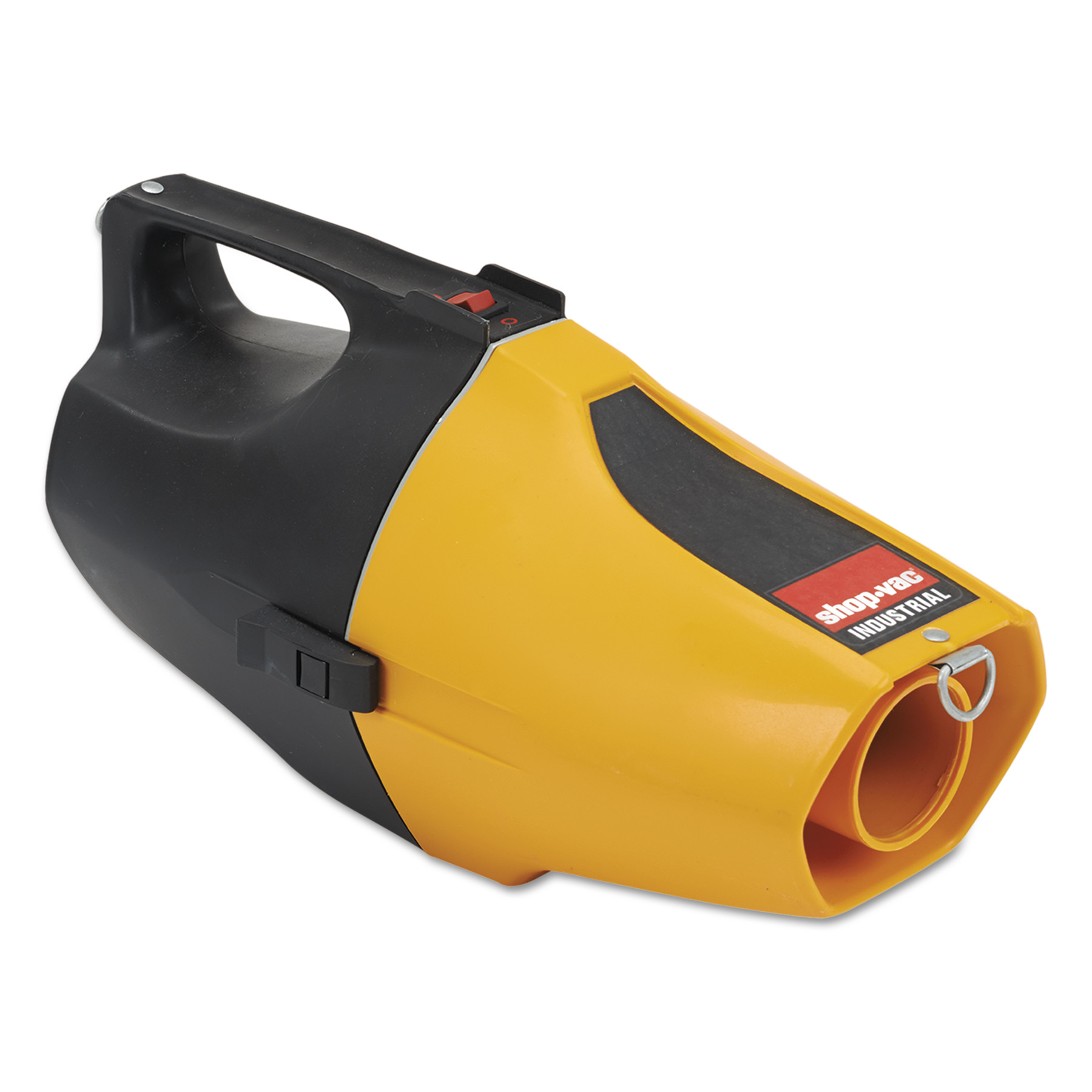Shop-Vac Hippo Handheld Vac, 6.8 A, 9lb, Yellow/Black
