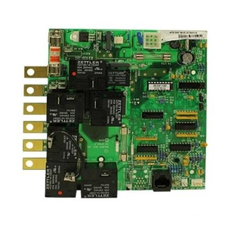 Duplex Digital Circuit Board (Balboa Water Group 51491 Circuit Board D1Sl Digital)