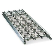 ASHLAND CONVEYOR 12X10X05G Skatewheel Conveyor,5ft L,12in. W