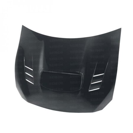 Seibon S2U-5356 Carbon Hood for 2012-2014 Scion FR-S, (Oe Seibon Carbon)