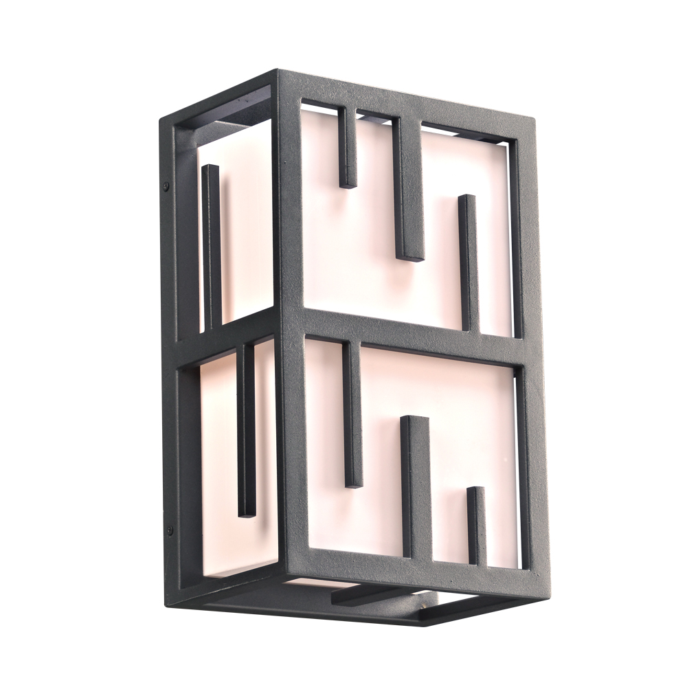 PLC 1 Light Outdoor Fixture Larissa Collection 16656BZ
