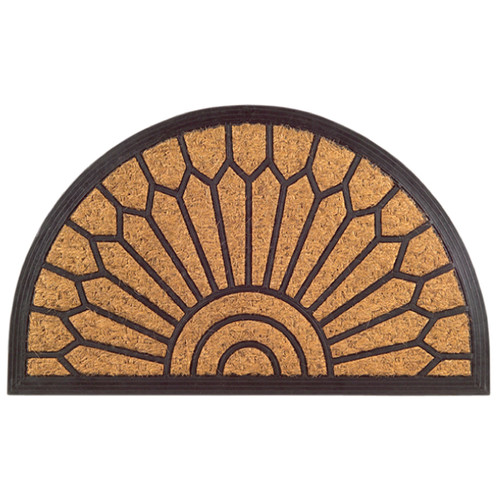 Imports Decor Molded Lily Doormat