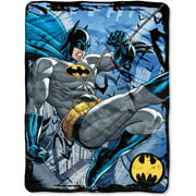 "DC Comics Batman Rooftop Swing 46"" x 60"" Micro Raschel Throw, 1 Each"