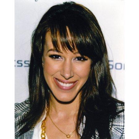 Haylie Duff Smiling Close Up Portrait Photo Print