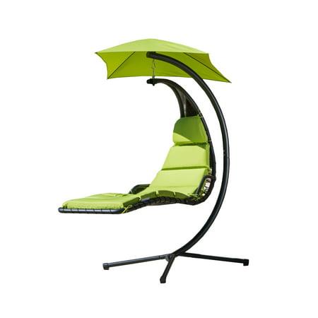 Noble House Sadie Steel Hanging Chair