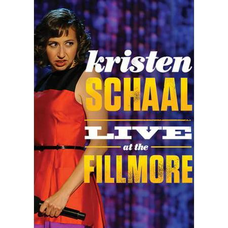 Kristen Schaal Halloween (Kristen Schaal: Live At The Fillmore (Vudu Digital Video on)
