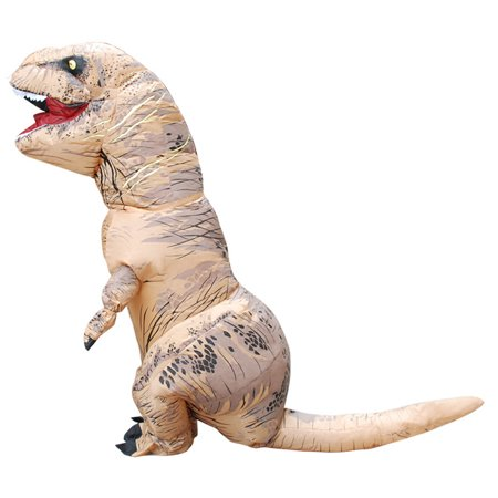 Cheap Cosplay For Sale (Halloween Dinosaur Costume Inflatable Fancy Cosplay Dress Theme Party Clothing for)