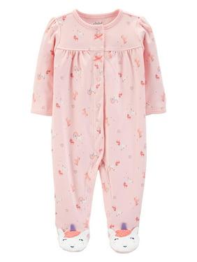 f2e4457ff Baby Pajamas - Walmart.com