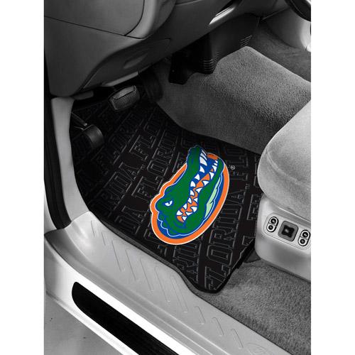 NCAA -Florida Floor Mats - Set of 2
