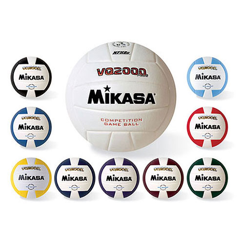 Mikasa VQ2000 Plus Indoor Competition Volleyball