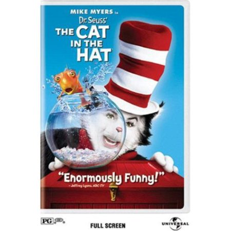 Dr. Seuss' The Cat In The Hat (Full Frame)