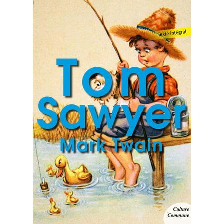 Les aventures de Tom Sawyer - eBook