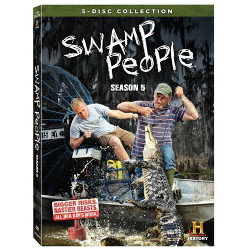Swamp People: Season 5